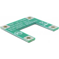 DeLOCK Mini PCI-Express adapter, halv till full storlek