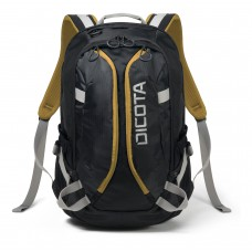 Backpack Active 14-15.6 black/yellow