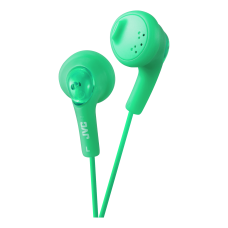 HA-F160-G-E Gumy Bass Boost In Ear Green