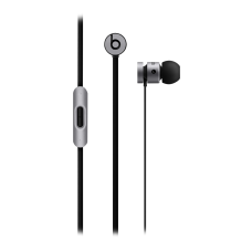 Beats by Dr. Dre - urBeats In-Ear headset, 1,2m, svart/rymdgrå