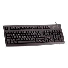 Cherry Wired Black USB Compact Keyboard