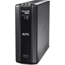APC Back-UPS, Line-interactive UPS - 1.20 kVA/720W Tower