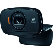 Logitech Webcam C525, Retail, HD, 720p, USB2.0, 1,5m kabel, svart