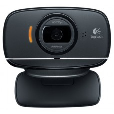 Logitech C525 HD Webcam Black