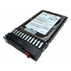 "HP 500GB 6G SAS 7.2K 2,5"" DP MDL HDD"