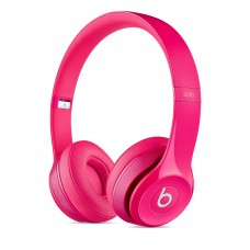 Beats Solo 2, On-Ear headset, 1,3m kabel, 3,5mm, rosa