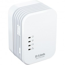 D-Link PowerLine AV 500 Mini Adapter för LAN, 500Mbps, 1xadapter, vit