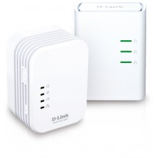 D-Link PowerLine AV 500 Wireless N Mini Starter Kit, QoS