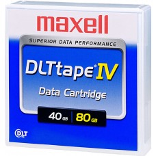 Maxell DLT IV band, 557 m, 40/80 GB