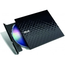 ASUS DVD Recorder 8xR/RW External USB2.0 Slim, retail, svart