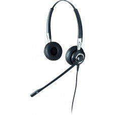 Jabra BIZ™ 2400 Duo IP Wideband-Headset (QD) Type: 82 E-STD