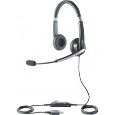 Jabra UC Voice™  550 Duo, Noise-Cancelling, Wideband, Microphone boo