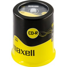 Maxell CD-R 80min 100-pack 52x spindel