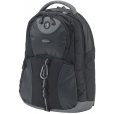 "Dicota Backpack Mission,  nylonryggsäck laptops 15,6"", 4 fickor, svar"