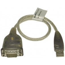ATEN USB till seriell adapter RS-232 DB9ha