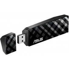 ASUS Dualband Wireless LAN N USB Adapter, 300Mbps
